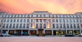 Magnolia Hotel Omaha - Omaha - Rakennus