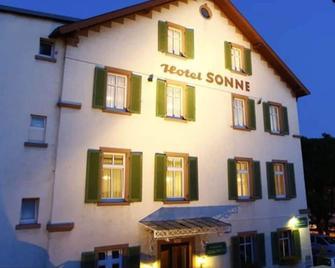Hotel Sonne - Ettlingen - Building