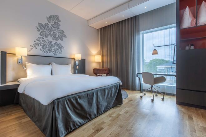 Radisson Blu Hotel Uppsala - Upsala - Makuuhuone