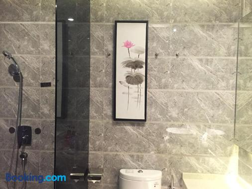 Paco Business Hotel Tiyuxilu Metrobranch - Guangzhou - Bathroom