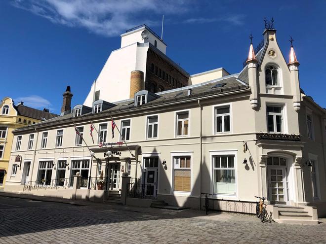 Best Western Plus Hotel Bakeriet - Trondheim - Bâtiment
