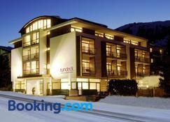 Hotel Rundeck - Sankt Anton am Arlberg - Building