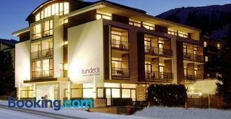 Hotel Rundeck - Sankt Anton am Arlberg - Bâtiment