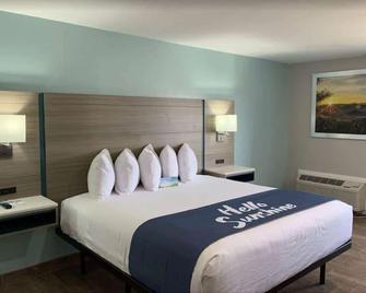 Days Inn by Wyndham Rockport Texas - Rockport - Спальня