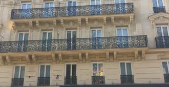 Hôtel André Latin (53522) - Παρίσι - Κτίριο