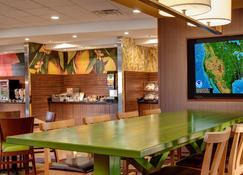 Fairfield Inn and Suites by Marriott Chincoteague Island Waterfront - Chincoteague - Restaurant