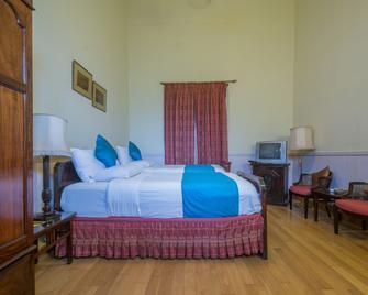 Lalitha Mahal Palace Hotel - Mysore - Makuuhuone