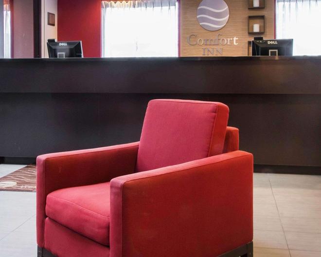 機場凱富酒店 - 溫尼伯 - 溫尼伯 - 大廳