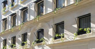 Hôtel Parister - París - Edificio