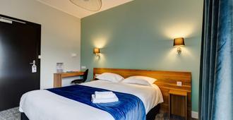 Hôtel Le Bretagne - Rennes - Bedroom