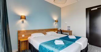 Hotel Le Bretagne - Rennes - Habitación
