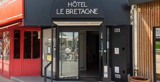 Hotel Le Bretagne - Rennes - Edificio
