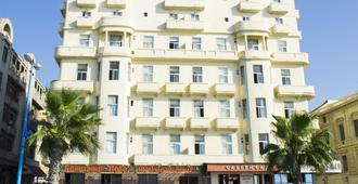 Semiramis Hotel - Alejandría - Edificio