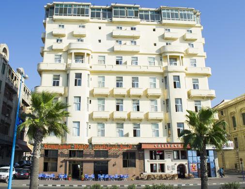Semiramis Hotel - Αλεξάνδρεια - Κτίριο