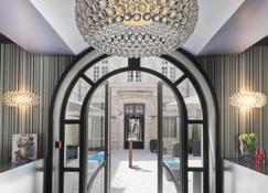 La Monnaie Art & Spa Hotel - La Rochelle - Lobby