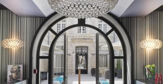 La Monnaie Art & Spa Hotel - La Rochelle - Resepsjon