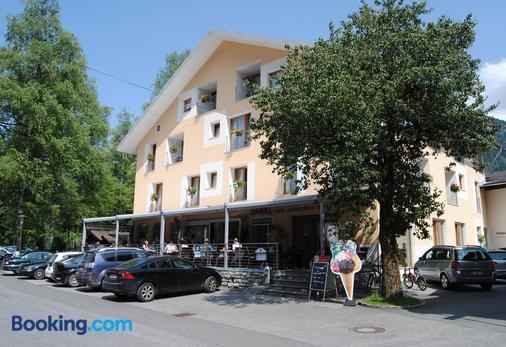 Hotel & Restaurant Dankl - Lofer - Building