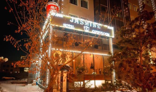 Jasmine Hotel - Astana - Edificio