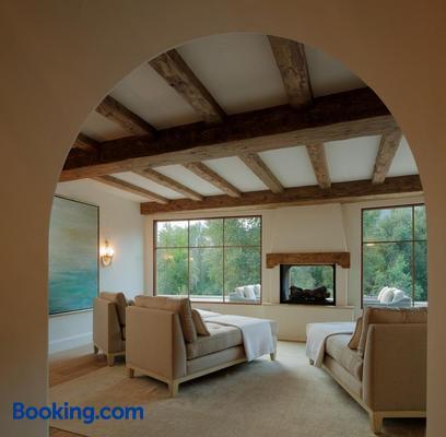 Posthotel Leavenworth - Adults Exclusive - Leavenworth - Living room