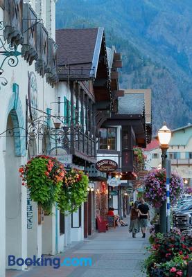 Posthotel Leavenworth - Adults Exclusive - Leavenworth - Outdoors view