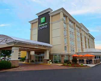 Holiday Inn Express Hampton - Coliseum Central - Hampton - Building