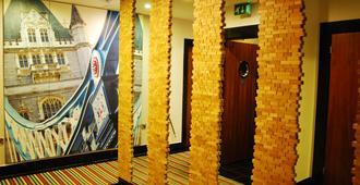 靛藍倫敦塔山酒店 - 倫敦 - 倫敦 - 臥室