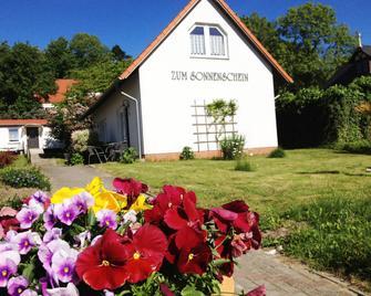 Pension Zum Schlossgarten - Ralswiek - Outdoors view