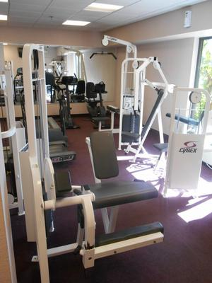 Ramada by Wyndham Nashville/Music Valley - Nashville - Gym