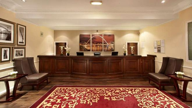 County Hotel - Newcastle upon Tyne - Reception