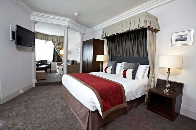 County Hotel - Newcastle upon Tyne - Camera da letto
