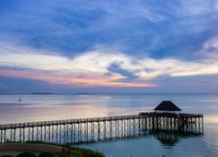 Sea Cliff Resort & Spa - Mangapwani - Beach