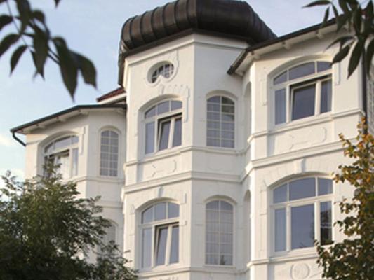 Strandhotel Binz - Binz - Rakennus