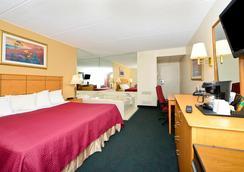 Americas Best Value Inn & Suites St. Cloud - St. Cloud - Bedroom