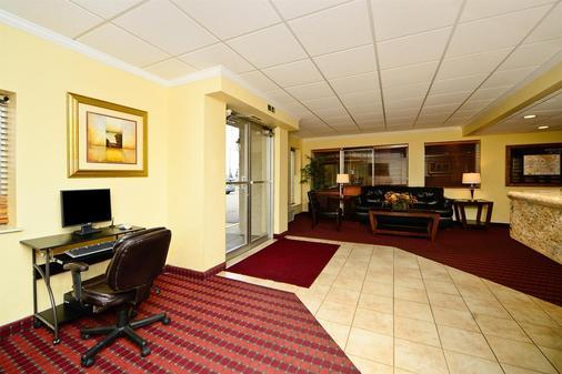 Americas Best Value Inn & Suites St. Cloud - St. Cloud - Business centre