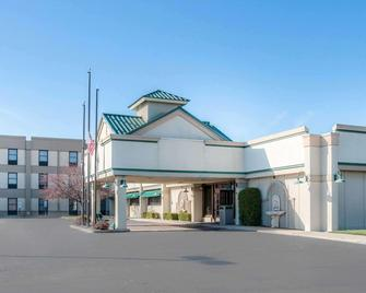 Quality Inn & Suites - Monroe - Gebouw