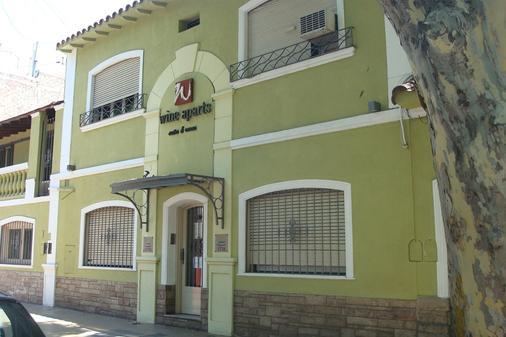 Wine Aparts - Mendoza - Building
