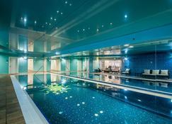 大衛王住宅飯店 - 耶路撒冷 - 游泳池