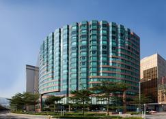 New World Millennium Hong Kong Hotel - Hong Kong - Edificio
