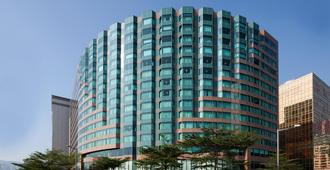 New World Millennium Hong Kong Hotel - Hong Kong - Gebouw