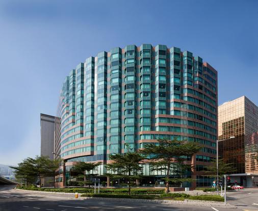 New World Millennium Hong Kong Hotel - Hong Kong - Toà nhà