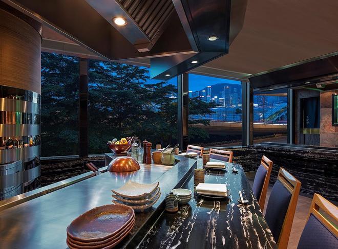 New World Millennium Hong Kong Hotel - Hong Kong - Restaurant
