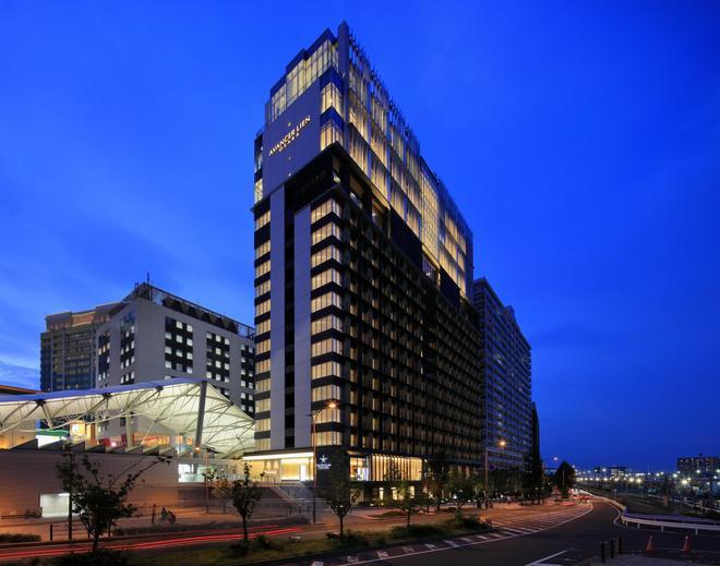 ザ シンギュラリ ホテル & スカイスパ アット ユニバーサル・スタジオ・ジャパン - 大阪市 - 建物