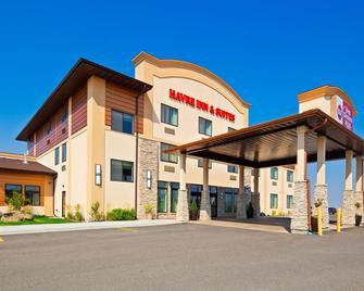 Best Western PLUS Havre Inn & Suites - Havre - Building