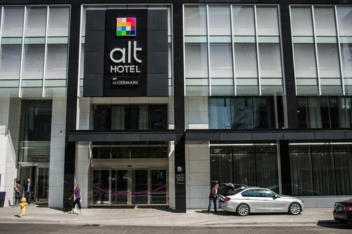 Alt Hotel Ottawa - Ottawa - Rakennus