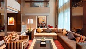 Sheraton Guangzhou Hotel - Guangzhou - Sala de estar