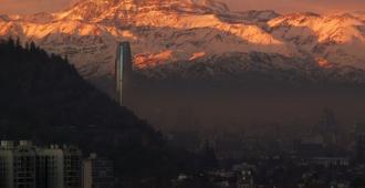 Personal Aparts Bellas Artes - Santiago - Outdoors view