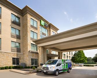 Holiday Inn Express & Suites Dallas Ne - Allen - Allen - Gebäude