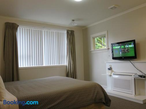 Athena Motel & Apartments - Christchurch - Bedroom