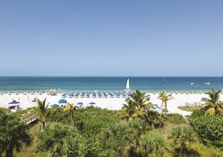 Marco Beach Ocean Resort - Marco Island - Playa