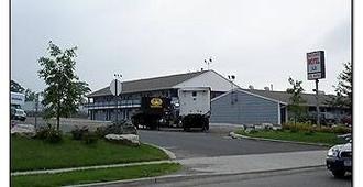 Mayflower Motel Milford - Milford - Building